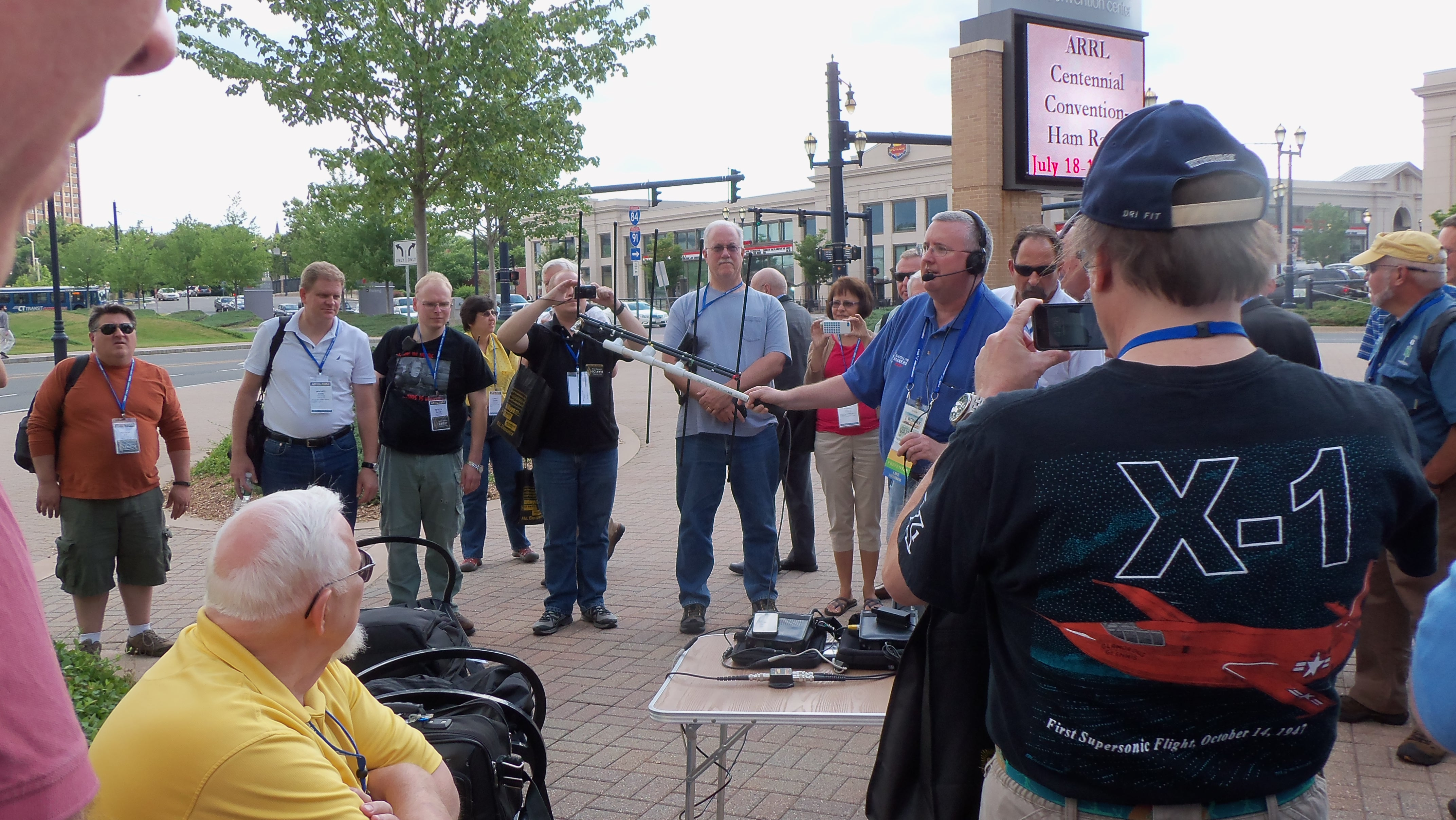 Sparc Trip to ARRL Centennial Convention – Southern